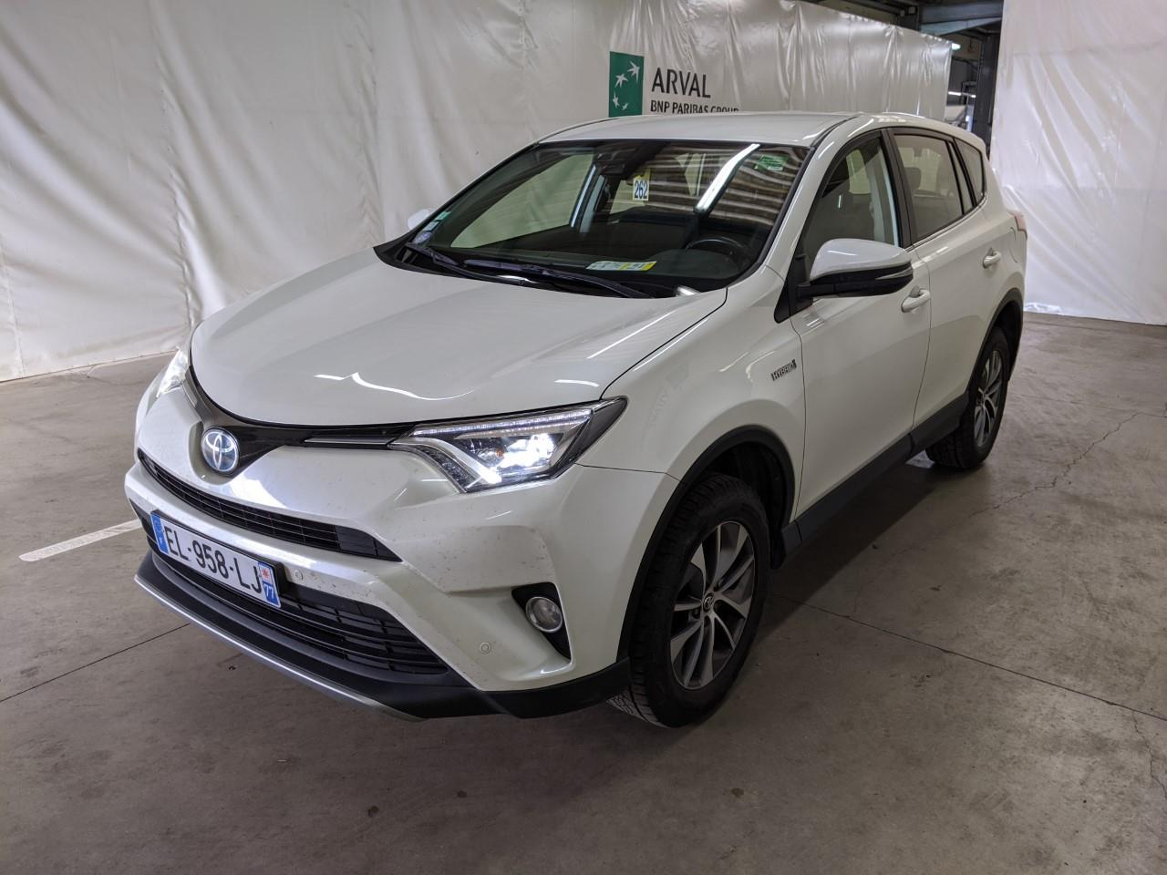 Toyota RAV 4 TOYOTA RAV4 Hybride 5p SUV Dynamic TSS Business