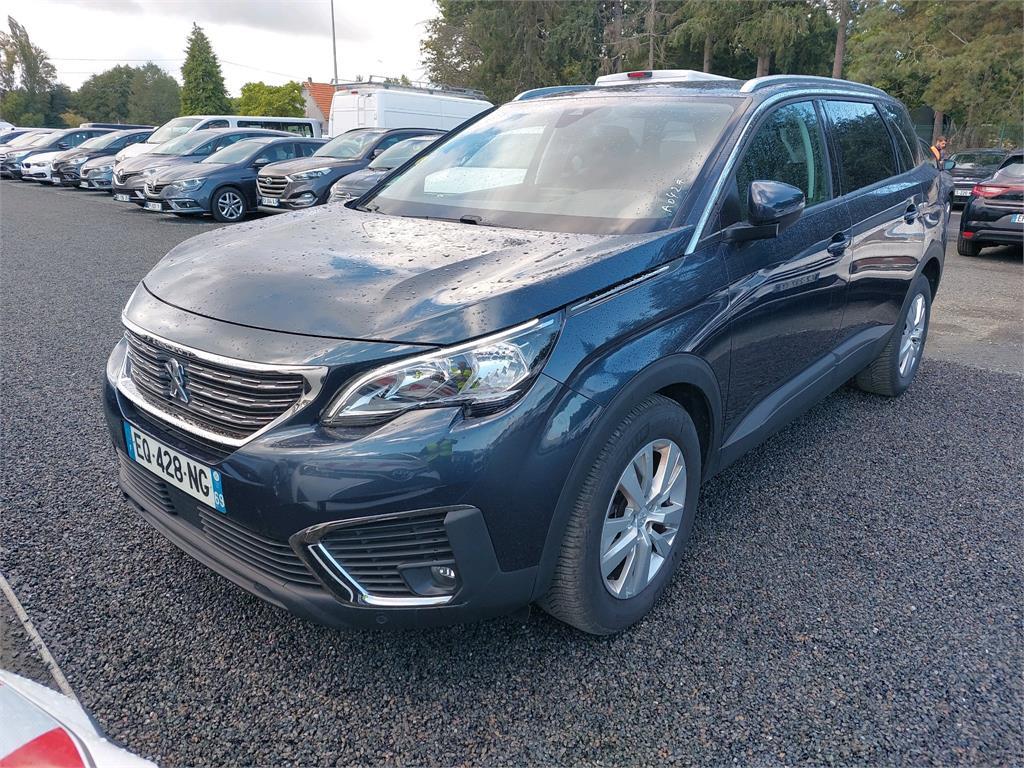 Peugeot 5008 5008 1.6 BLUEHDI 120 S&S EAT6 ACTIVE BUSINESS