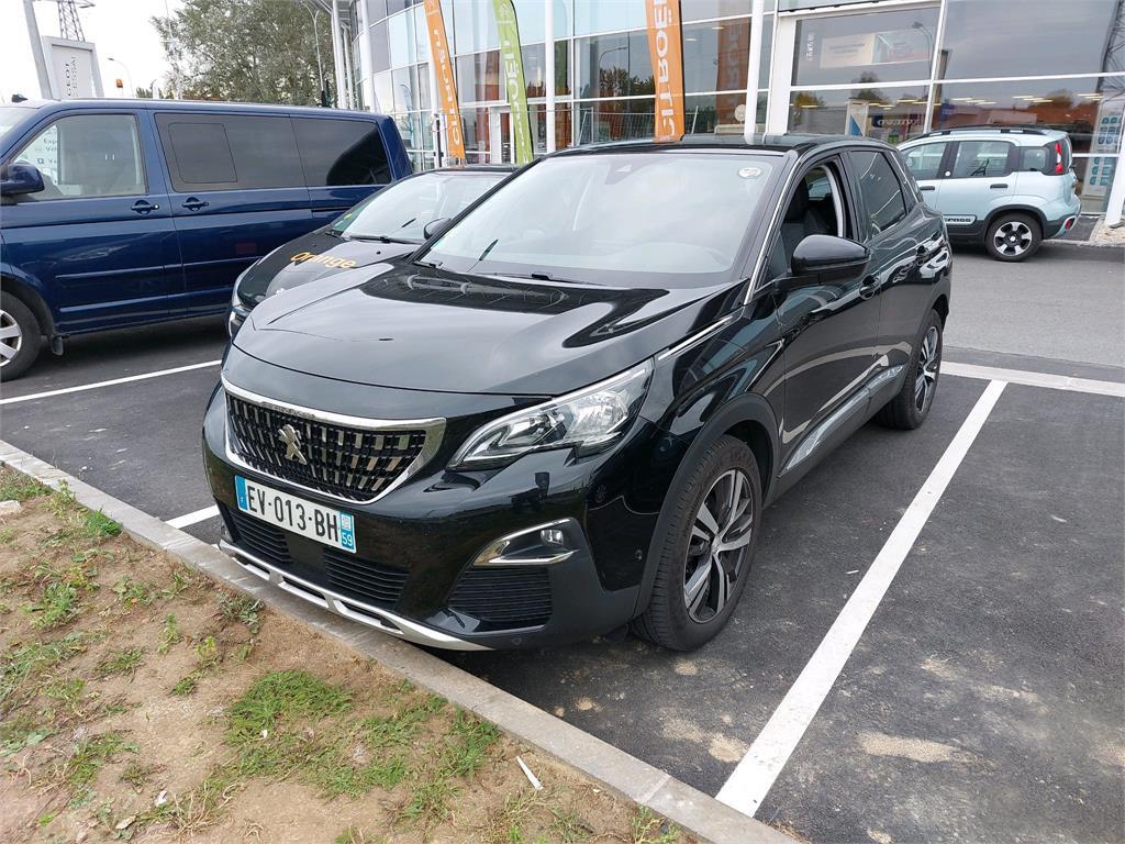 Peugeot 3008 3008 / 2016 / 5P / SUV 1.6 BLUEHDI 120 S&S EAT6 ALLURE