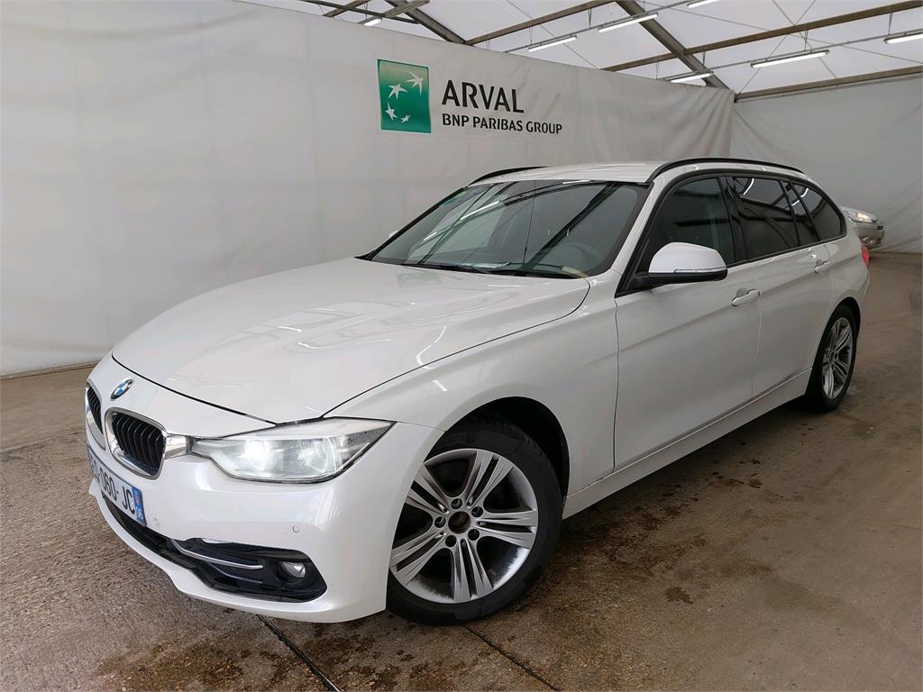 BMW SERIE 3  Série 3 Touring 5p Break 318d 150ch Business Design BVA8