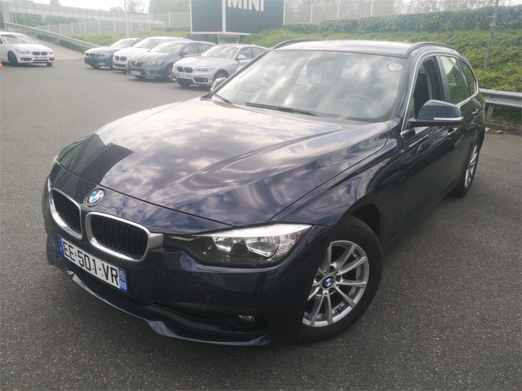 BMW SERIE 3  SERIE 3 TOURING 5p ET 316d 116ch Business BVA8 5P