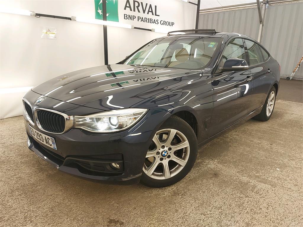 BMW SERIE 3  318dA Gran Turismo  Business 150 BVA8 / CUIR / GPS PRO / TOIT OUVRANT
