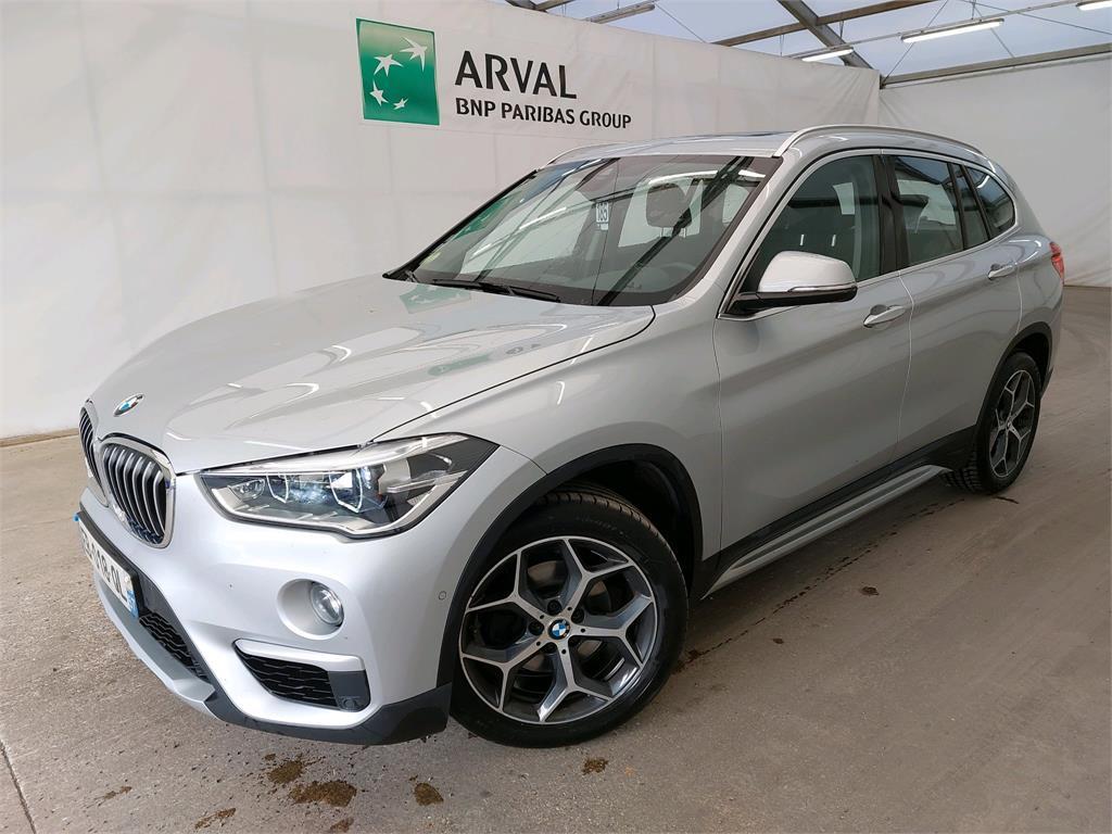 BMW X1 BMW X1 5p SUV sDrive18d xLine BVA8