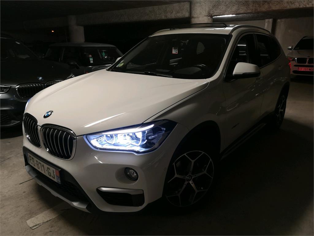 BMW X1 X1 5p xLine SUV sDrive18d