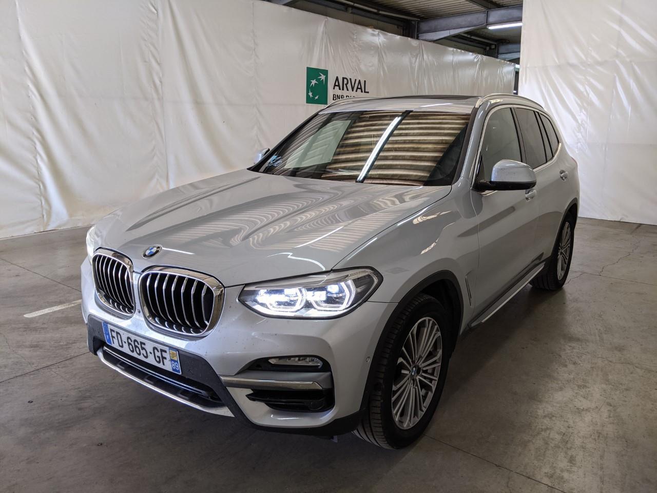 BMW X3 X3 xDrive20d 190ch Luxury BVA8