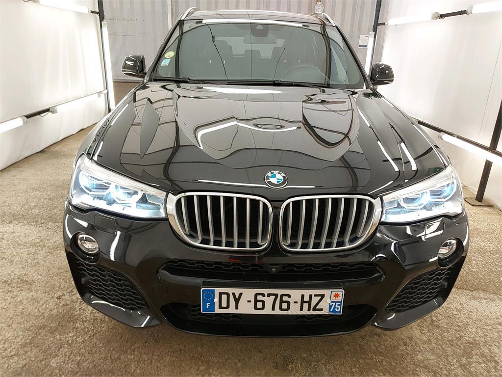 BMW X3 BMW X3 5p SUV xDrive30d 258ch M Sport BVA8