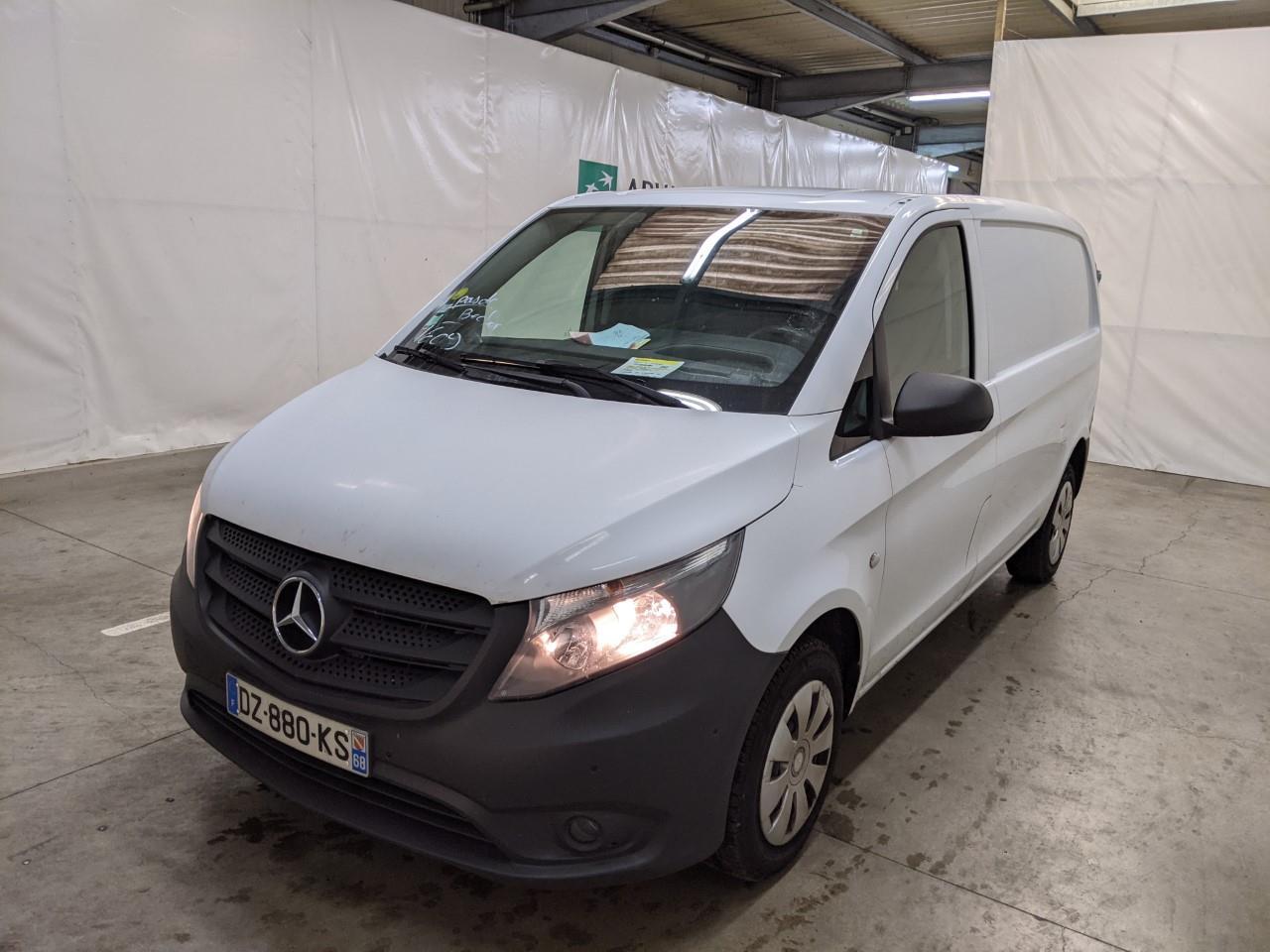 Mercedes Vito MERCEDES-BENZ Vito Compact VU 4p Fourgon 2.1 114CDI Compact Select