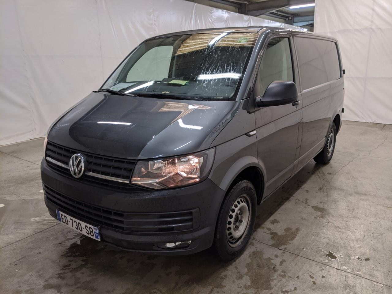 Volkswagen Transporter  VOLKSWAGEN Transporter VU 4p Fourgon 2.0 TDi 140 L1H1 Business Line // PM